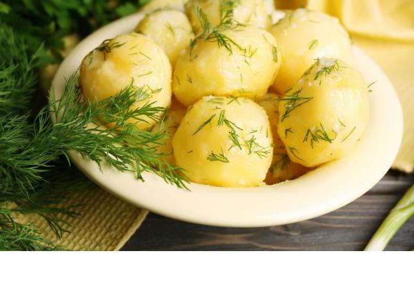 Nowe kulinarne  metody na obniżenie zawartości potasu w ziemniakach